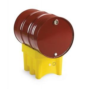 Porta fusti in plastica per 1 fusto da 200 litri