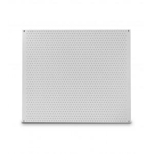 Pannello porta attrezzi con foro tondo, 1003x15x850 mm grigio