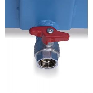 Kit rubinetto e griglia per benna da 285 l e da 420 l
