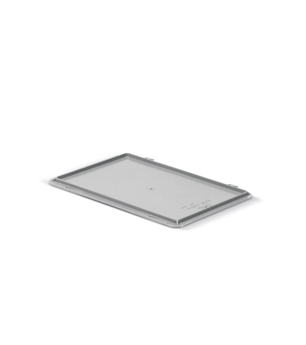 Coperchio a cerniera per contenitore Euro, 30x20 cm