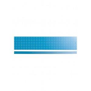 Kit 3 pannelli con due bordi fermacassa da 1438 mm, blu