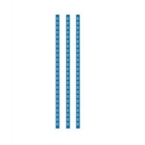 Kit 3 montanti altezza 938 mm, blu