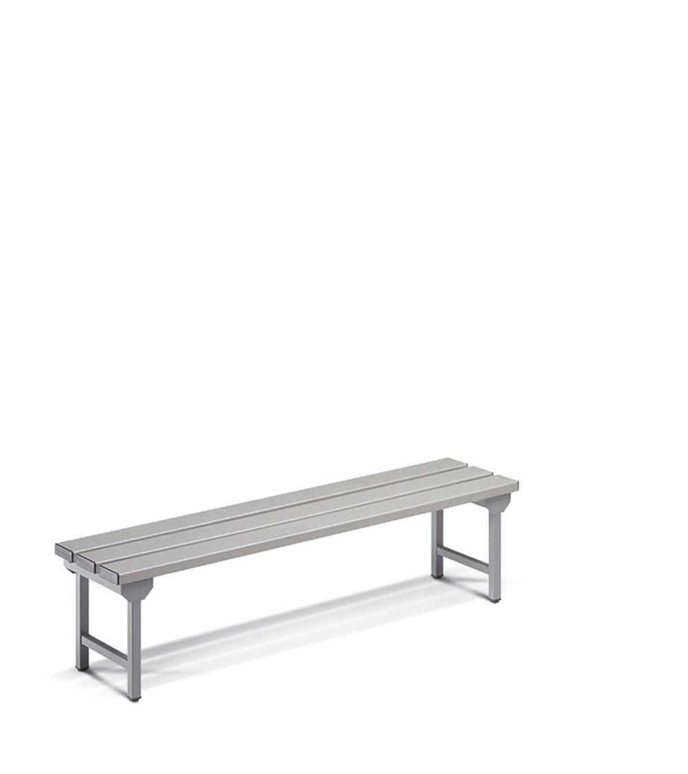 Panchina spogliatoio 150cm