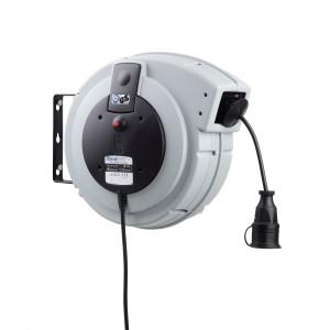 Arrotolatore elettrico 230V - 1600 W con presa Schuko