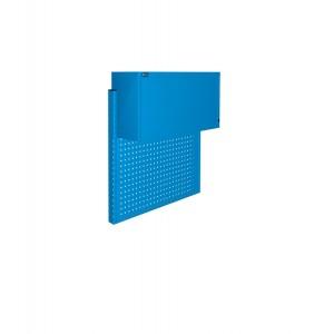 Parete attrezzata con pensile vasistas WORKLOOK1006, colore blu RAL 5012