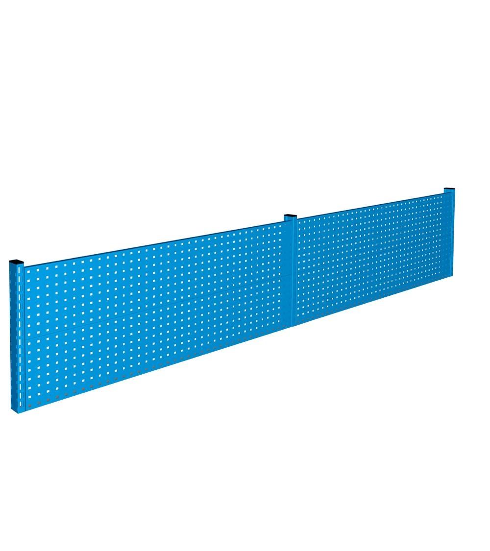 Pannello Porta Attrezzi 3000x634 mm, Blu
