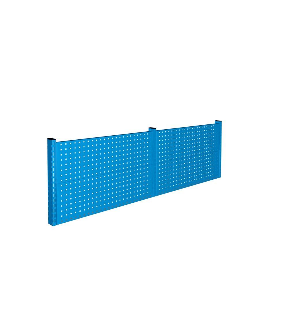 Pannello Porta Attrezzi 2000x634 mm, Blu