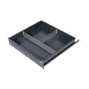 Divisori per cassetti (L 629) con altezza frontale 105-150 mm