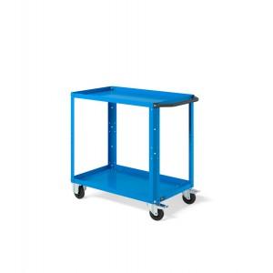 Carrello Clever Small CLEVER0904, colore blu RAL 5012